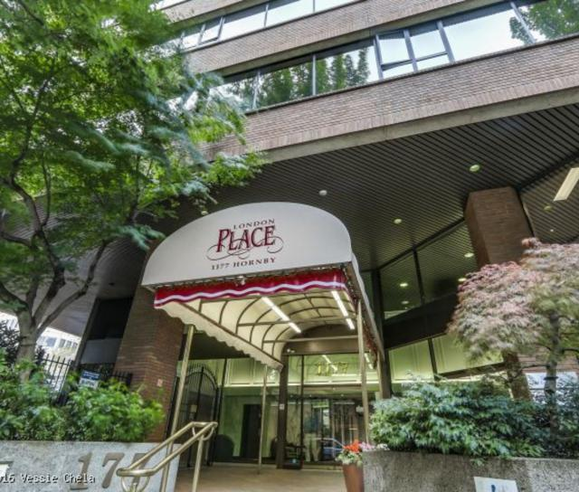 1107 - 1177 Hornby Street, Vancouver West