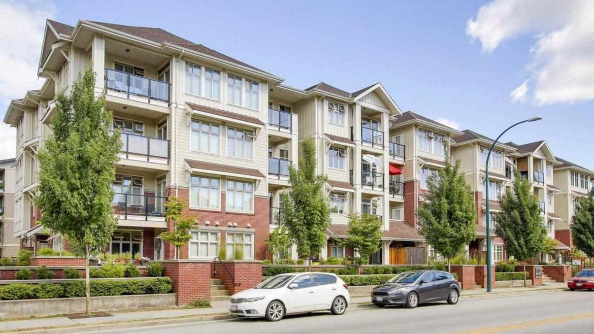 402 - 2330 Shaughnessy Street, Central Pt Coquitlam, Port Coquitlam