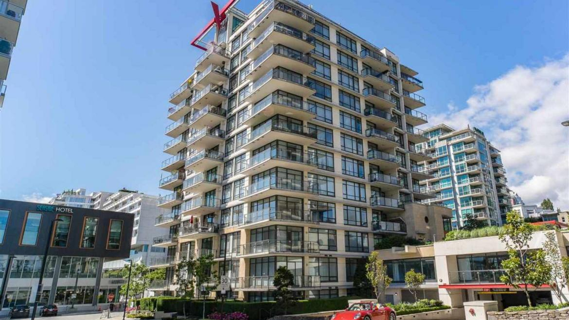 404 - 162 Victory Ship Way, Lower Lonsdale, North Vancouver